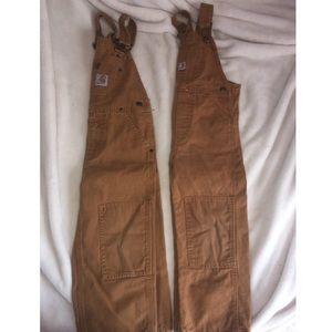 Carhartt overalls!
